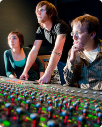 Digital Media, Audio and Cinema at Lansing Community College